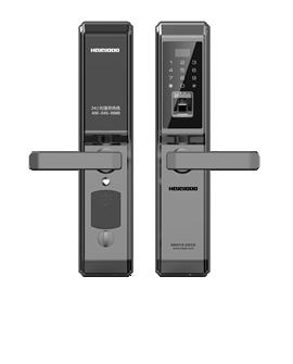 皇家金盾半自动智能锁-X4高端指纹锁