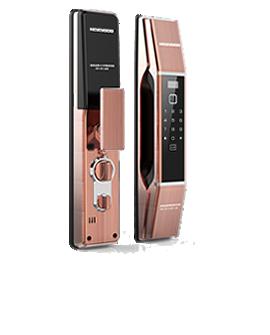 皇家金盾全自动智能锁-Q1全自动指纹锁