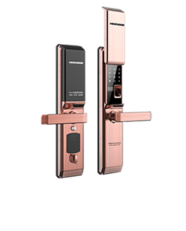 皇家金盾半自动智能锁-X5高端指纹锁