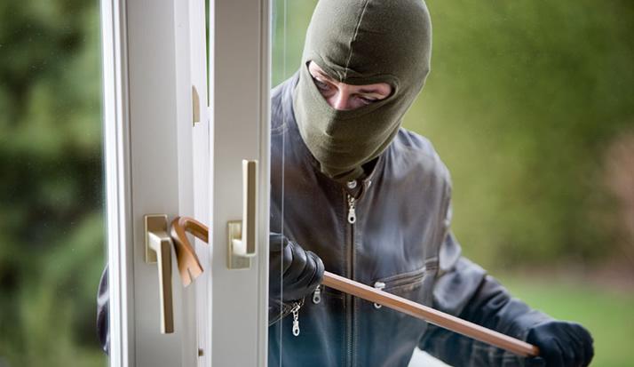 【年末防盗指南】不让小偷惦记 就换把皇家金盾智能锁吧