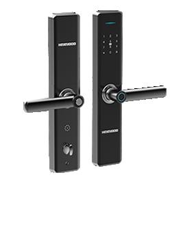 皇家金盾半自动智能锁-S1高端指纹锁