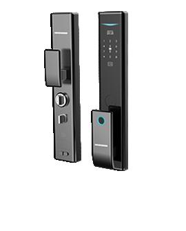 皇家金盾全自动智能锁-S2全自动指纹锁