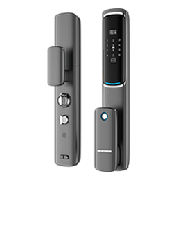 皇家金盾新品推荐-S3全自动指纹锁