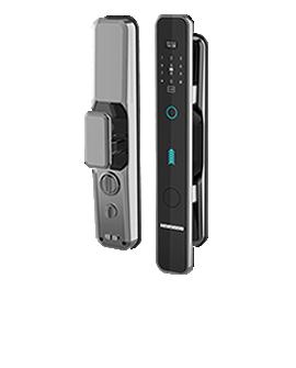 皇家金盾全自动智能锁-S5全自动指纹锁