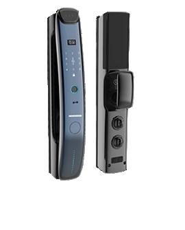 皇家金盾3D人脸识别锁-F60D 全自动3D人脸识别锁