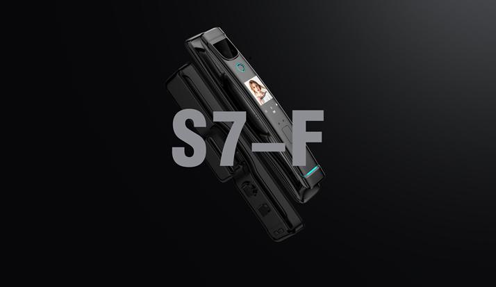 皇家金盾S7-F全自动人脸锁全球首发 现已正式上市发售