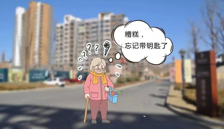 家中有老人 为什么一定要装把人脸锁?